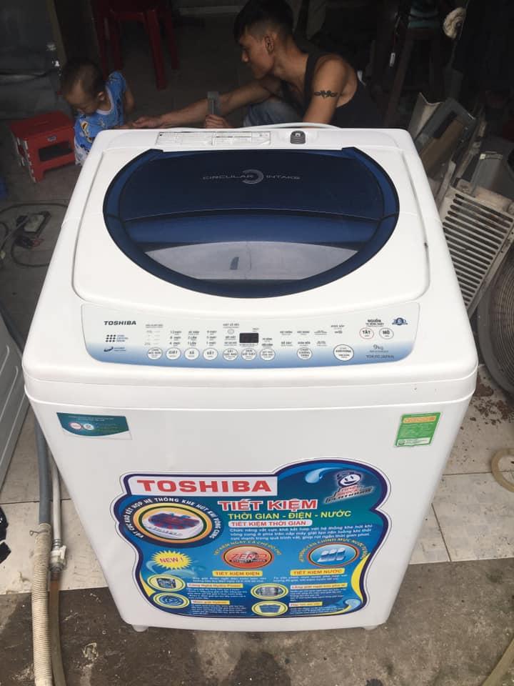 Máy giặt Toshiba (9kg) Aw-B1000GV