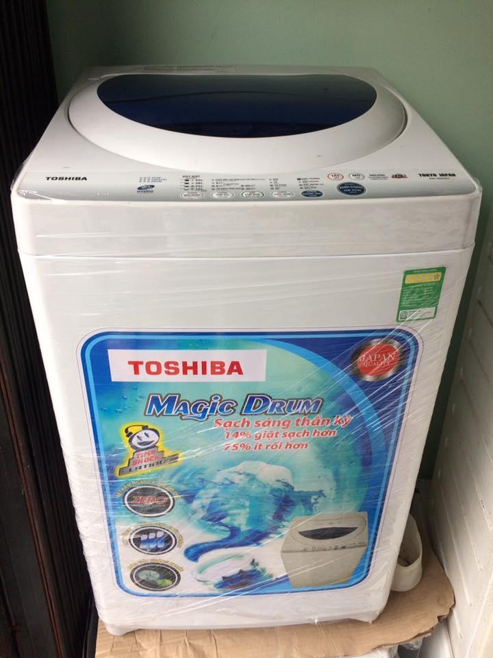 Máy giặt Toshiba 7kg mới 95%