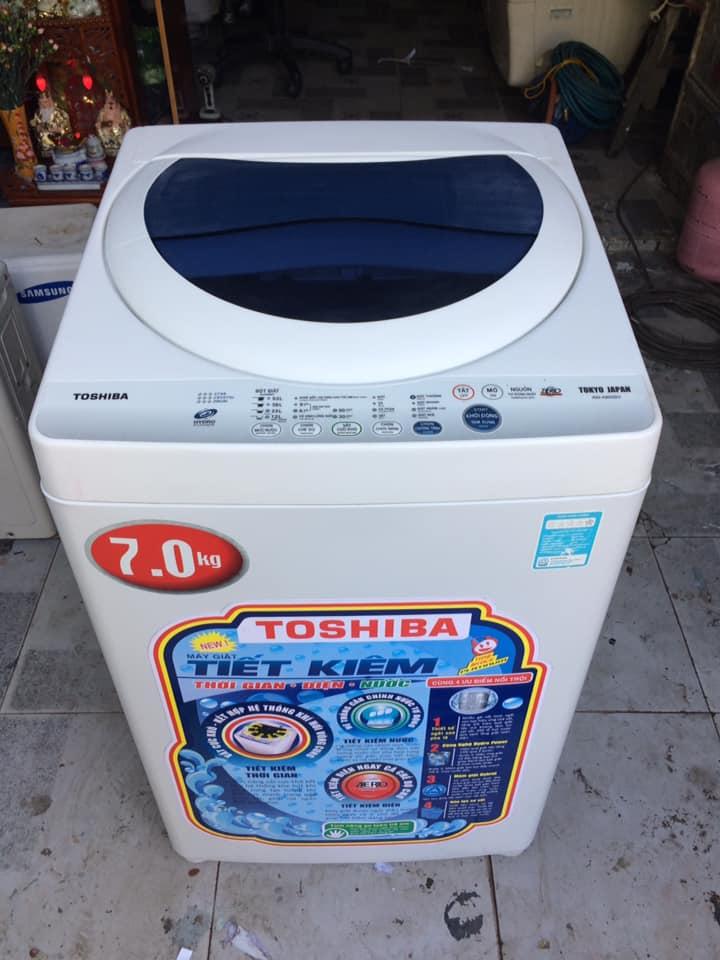 Máy giặt Toshiba Aw-800SV (7kg) mới 95%