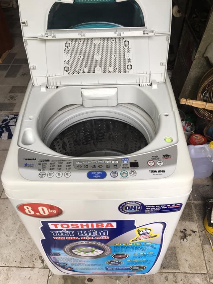 Máy giặt Toshiba Aw-8970SV (8kg)