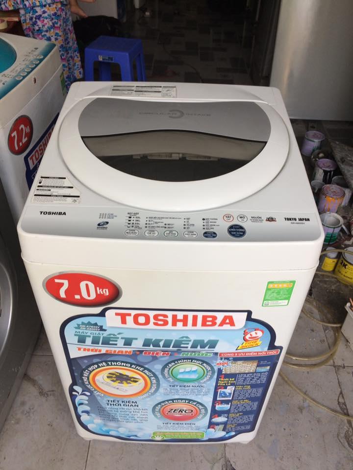 Máy giặt Toshiba AW-A800SV 7kg mới 95%