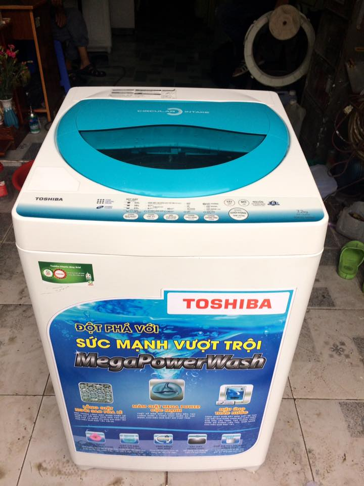 Máy giặt Toshiba Aw-C820SV (7.2kg) mới 95%