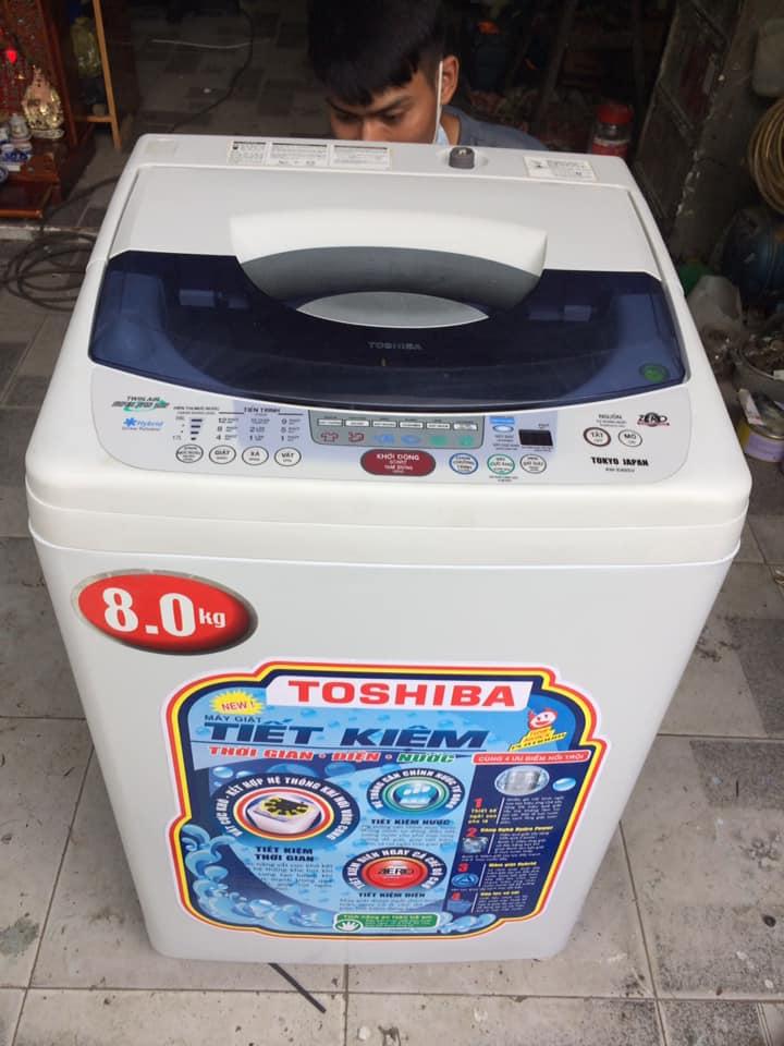 Máy giặt Toshiba Aw-E89SV (8kg)