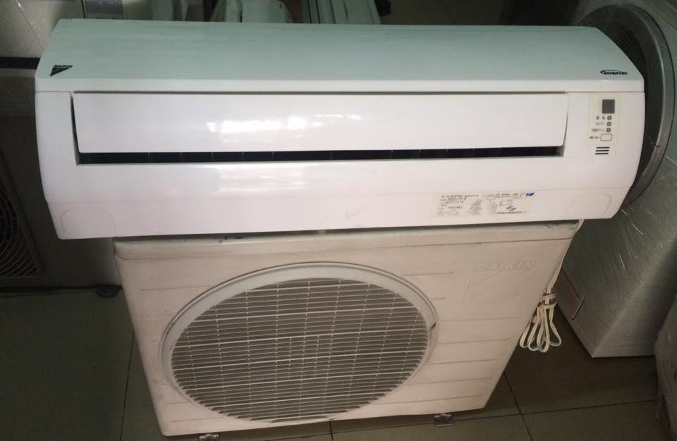 Máy lạnh Daikin AN22JIS-W inverter tiết kiệm điện gas 410 mới 95%