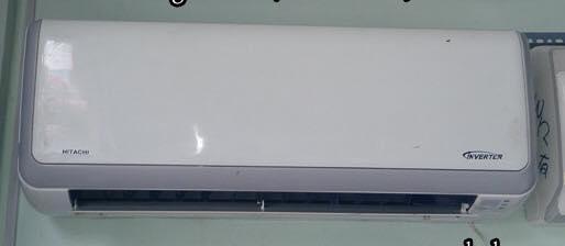 Máy lạnh Hitachi inverter 2hp tiết kiệm điện gas 410