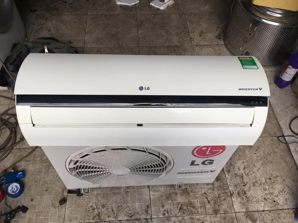 Máy lạnh LG (1hp) inverter tiết kiệm điện
