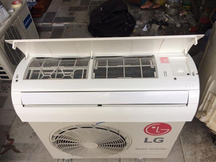 Máy lạnh LG INVERTER V10ENP 1HP mới 95%