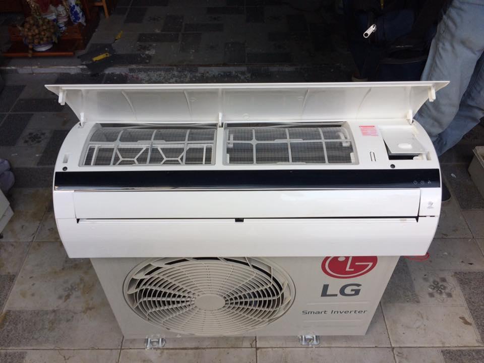 Máy lạnh LG Inverter V10ENP 1HP mới 99%