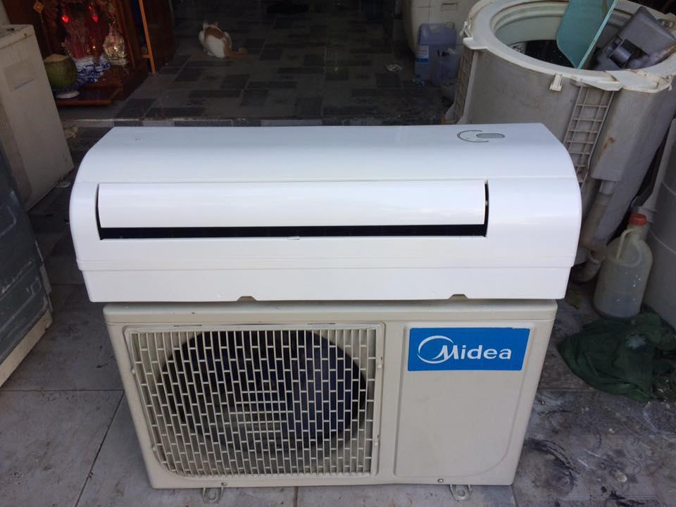 Máy lạnh Media SMS-09CR 1HP mới 90%