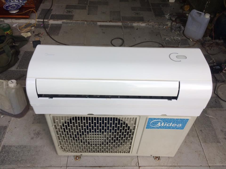 Máy lạnh Midea MSM-09CR (1HP) mới 95%
