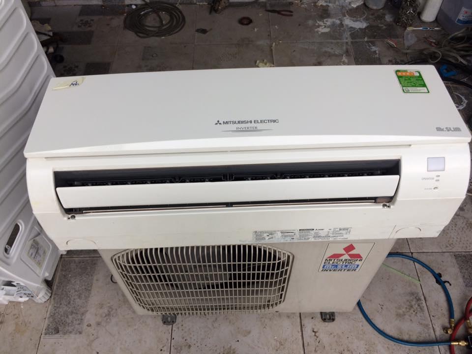 Máy lạnh Mitsubishi MSY-GH13VA 1,5HP INVERTER GAS 410 mới 95%