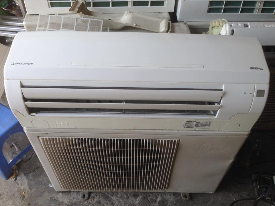 Máy lạnh Mitsubishi MSZ-J22P-W 1HP inverter tiết kiệm điện gas R410