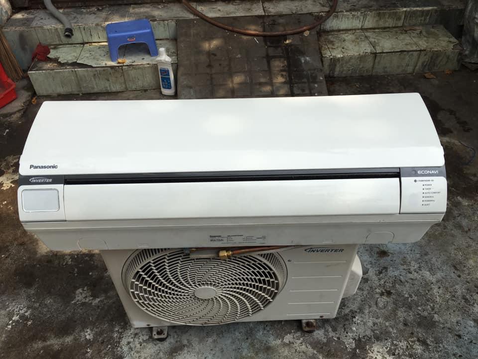 Máy lạnh Panasonic (1HP) inverter tiết kiệm điện