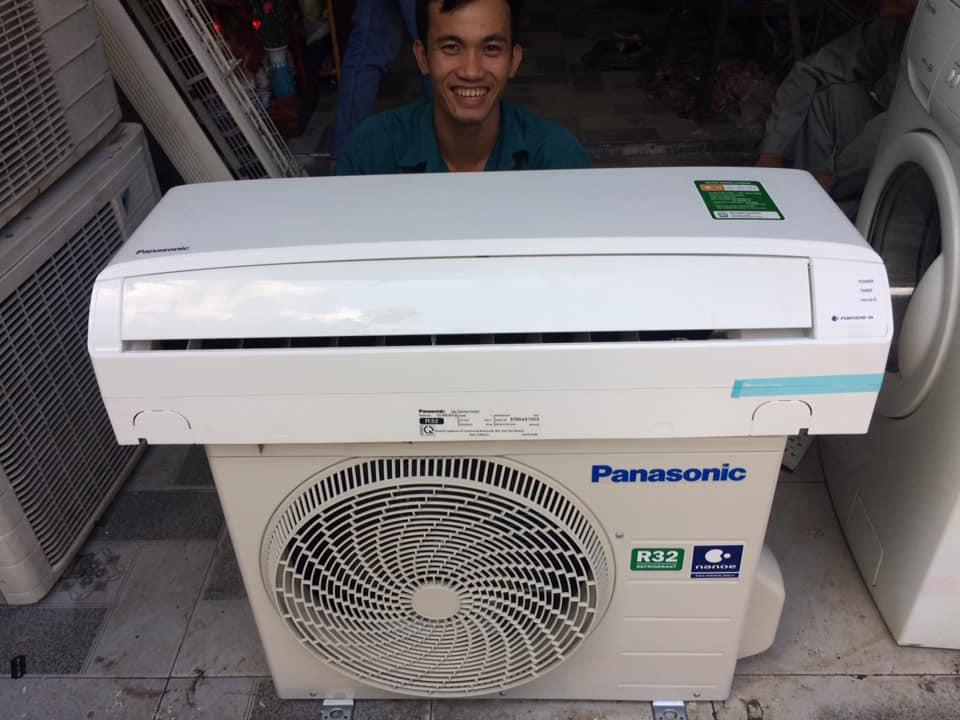 Máy lạnh Panasonic CS-N9UKH-8 (1HP) mới 98%