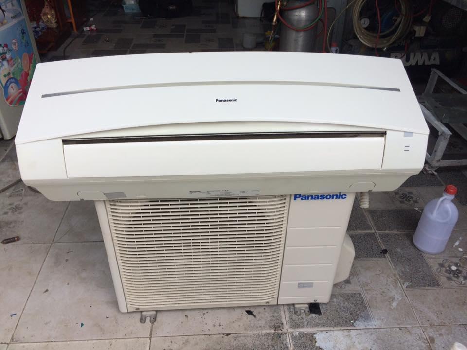 Máy lạnh Panasonic CU-KC9JKH 1HP mặt cong mới 95%