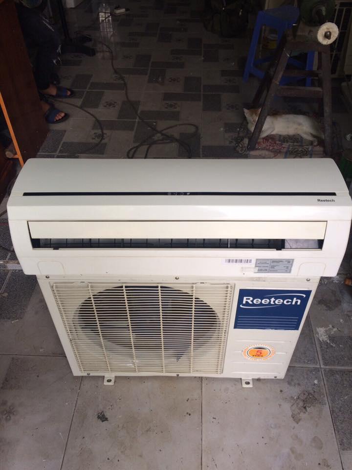 Máy lạnh Reetech 1HP mới 95%