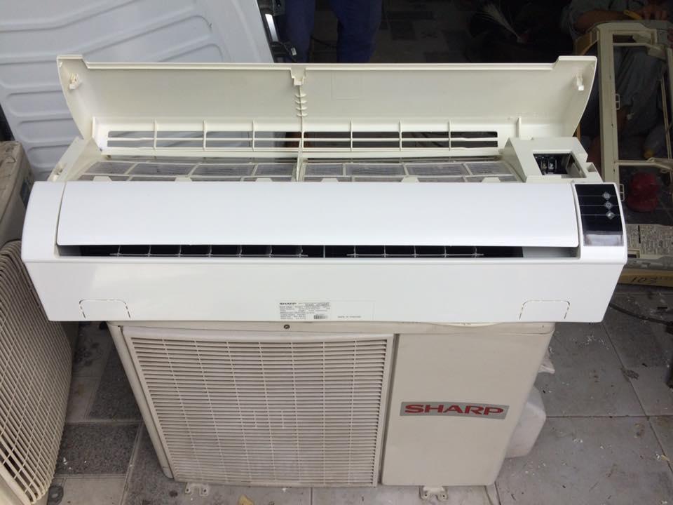 Máy lạnh Sharp AH-A9KEV 1HP mới 97%