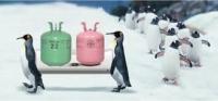 Máy Lạnh thiếu gas (xì ga) và cách nhận biết