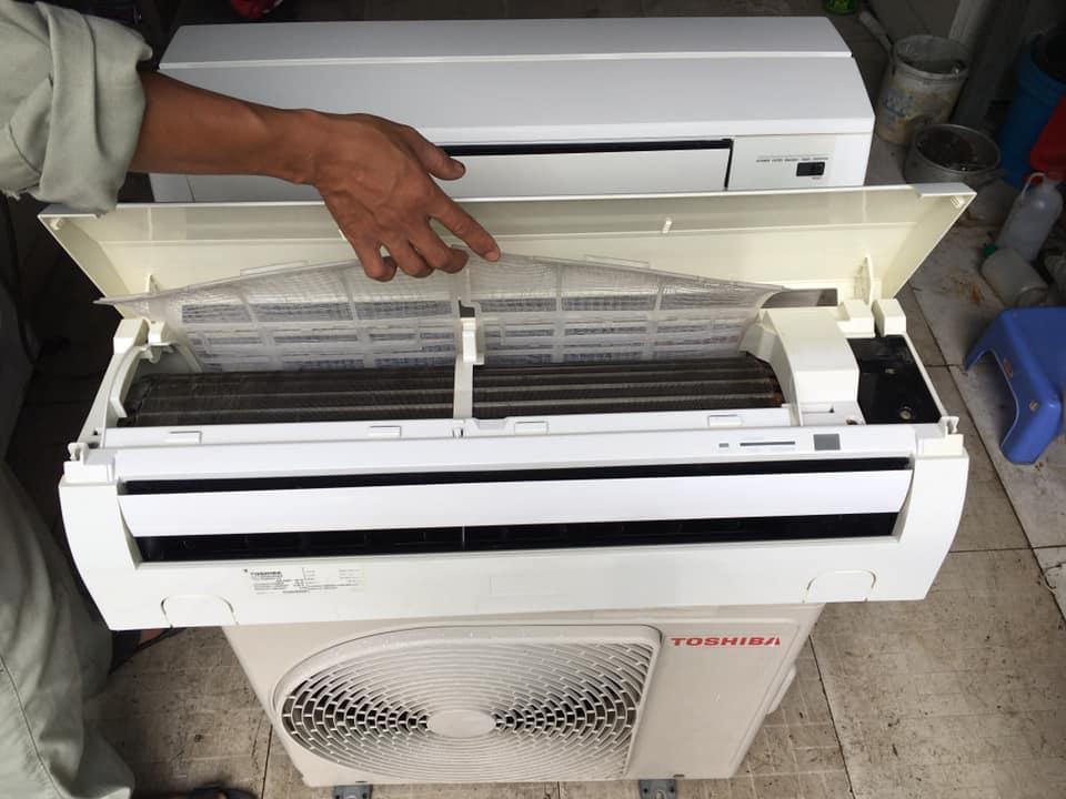 Máy lạnh Toshiba (1HP) Ras-10SKPX-V2