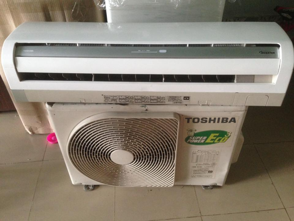 Máy lạnh Toshiba AIK-AP564H - 2,5HP inverter tiết kiệm điện Gas R410