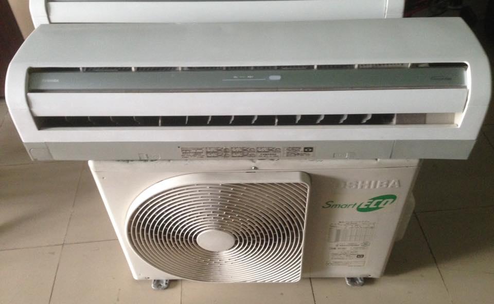 Máy lạnh Toshiba AIK-AP804H - 3,5HP inverter tiết kiệm điện Gas R410