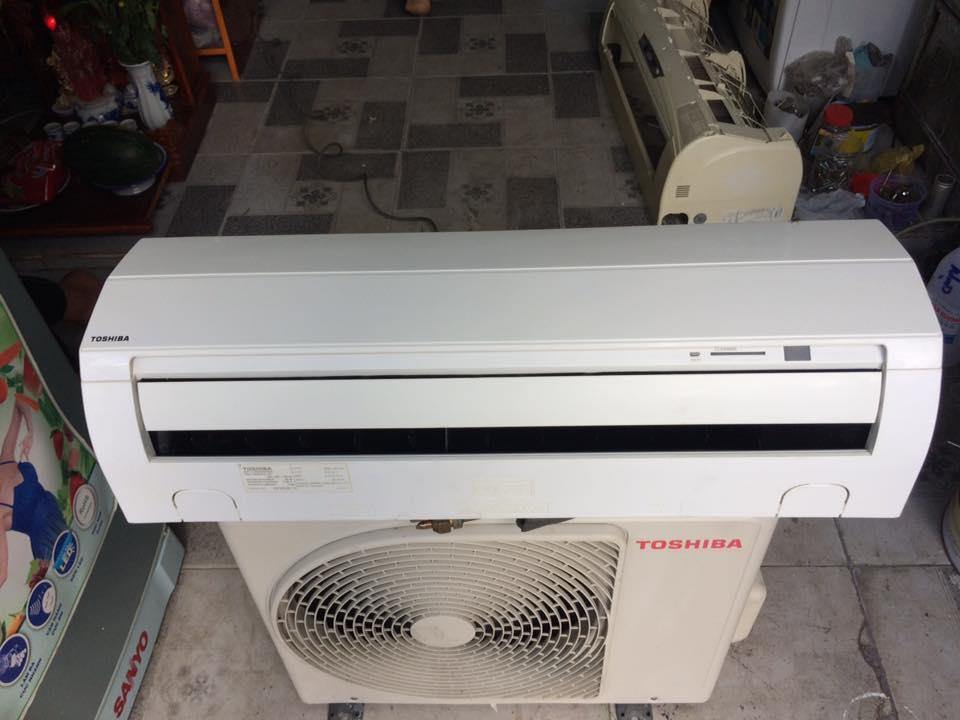 Máy lạnh Toshiba RAS-10SKPX-V2 1HP mới 95%