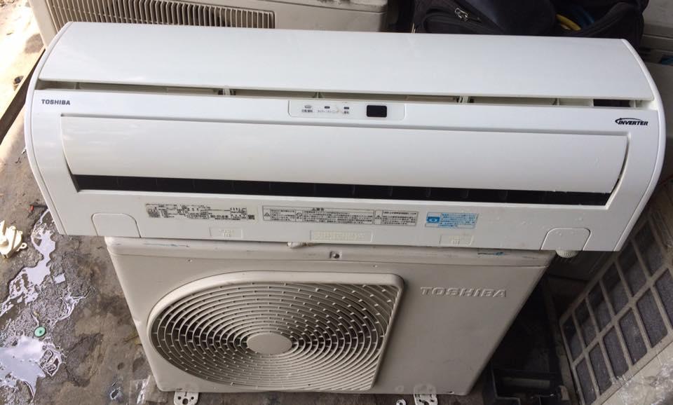 Máy lạnh Toshiba RAS-221JD invreter tiết kiệm điện 1HP mới 99%