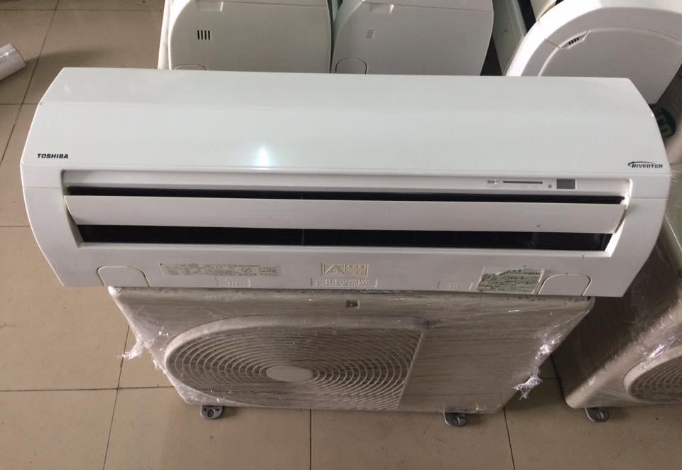 Máy lạnh Toshiba RAS-221SX inverter 1hp tiết kiệm điện gas R410