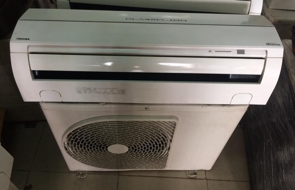 Máy lạnh Toshiba RAS-225GR inverter tiết kiệm điện 1hp Gas R410