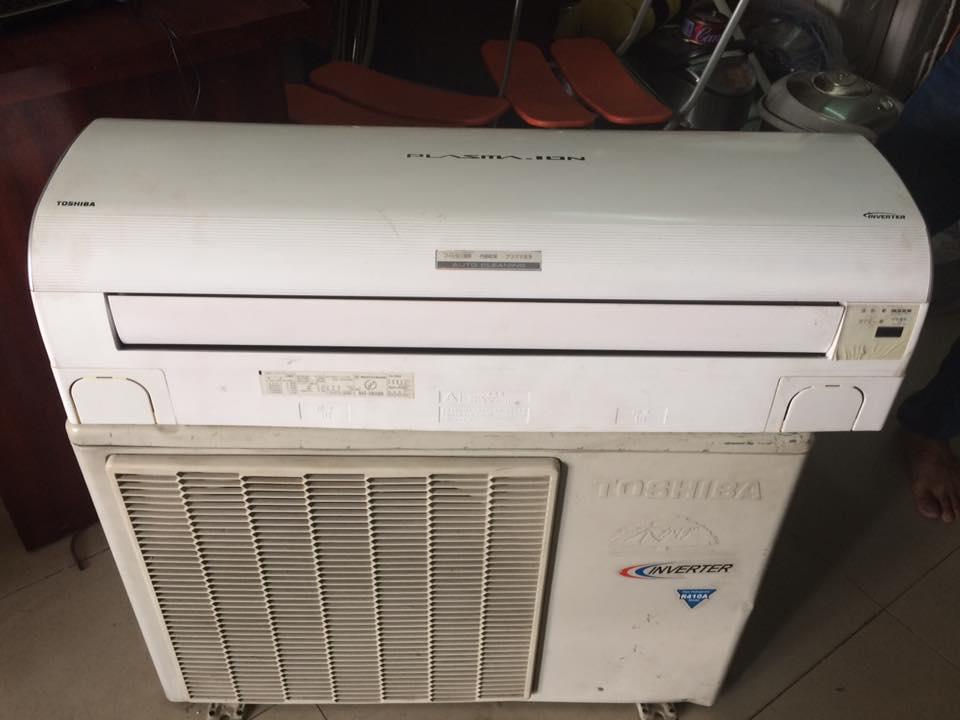 Máy lạnh Toshiba RAS-285GDR 1.5 HP inverter tiết kiệm điện Mới 95%