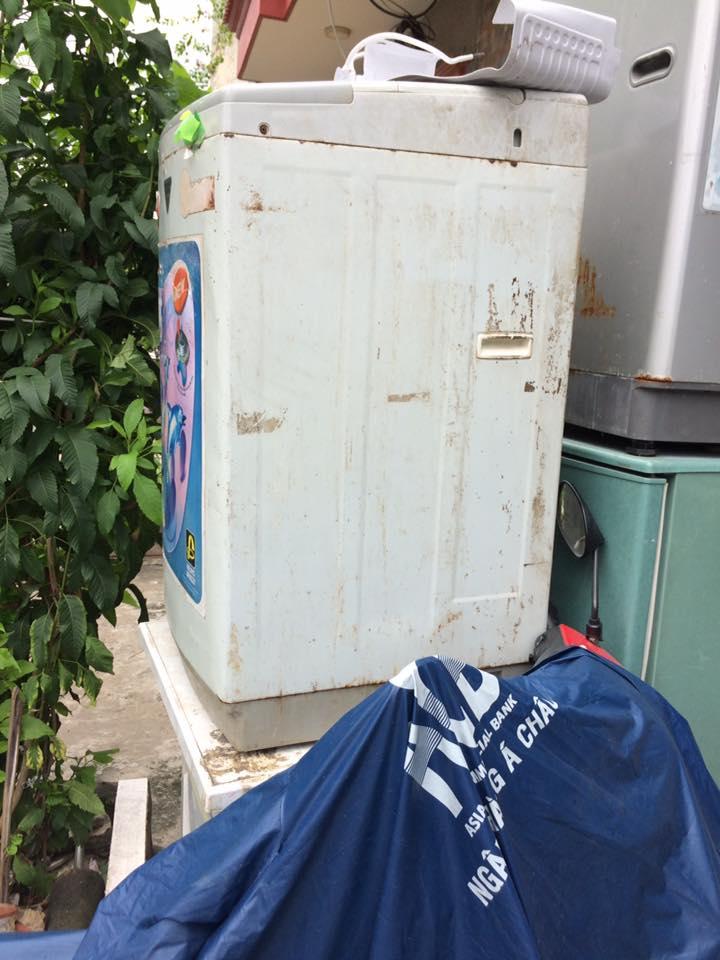 Mua máy giặt cũ quận 6 giá cao