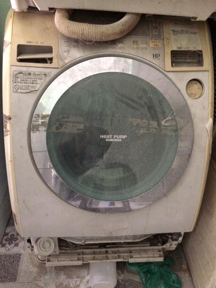 Mua máy giặt cũ quận Bình Tân giá cao