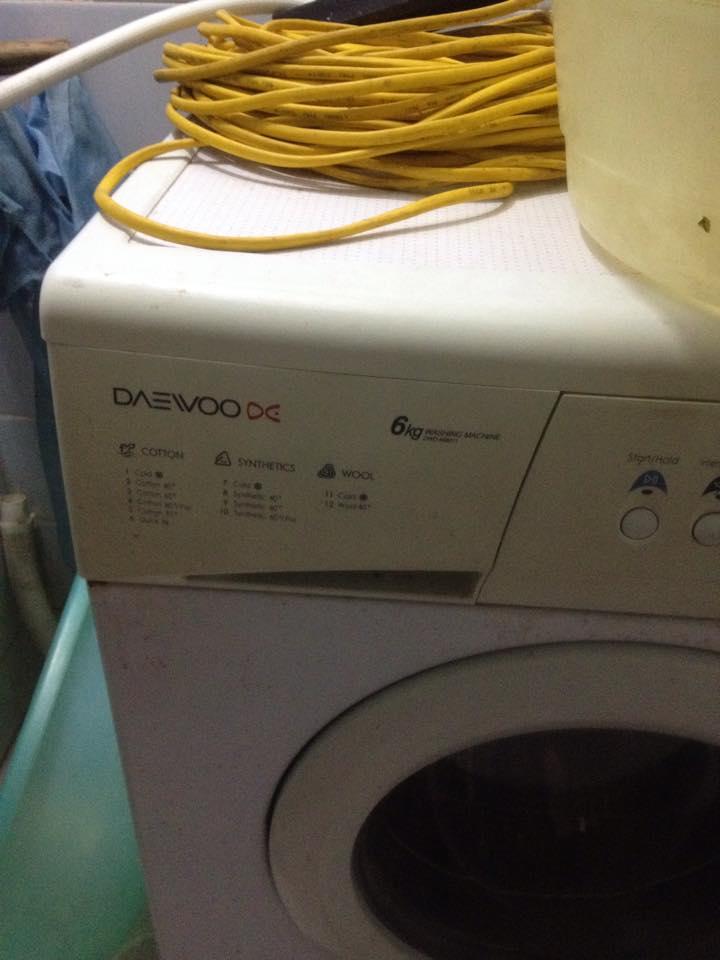 Mua máy giặt cũ quận Gò Vấp giá cao