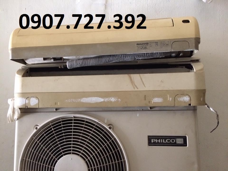 Mua máy lạnh cũ quận 6 giá cao - 0907.727.392