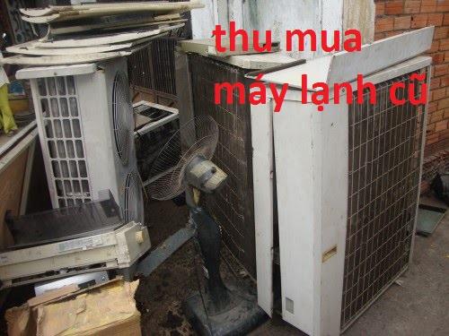 Mua máy lạnh cũ quận Phú Nhuận giá cao