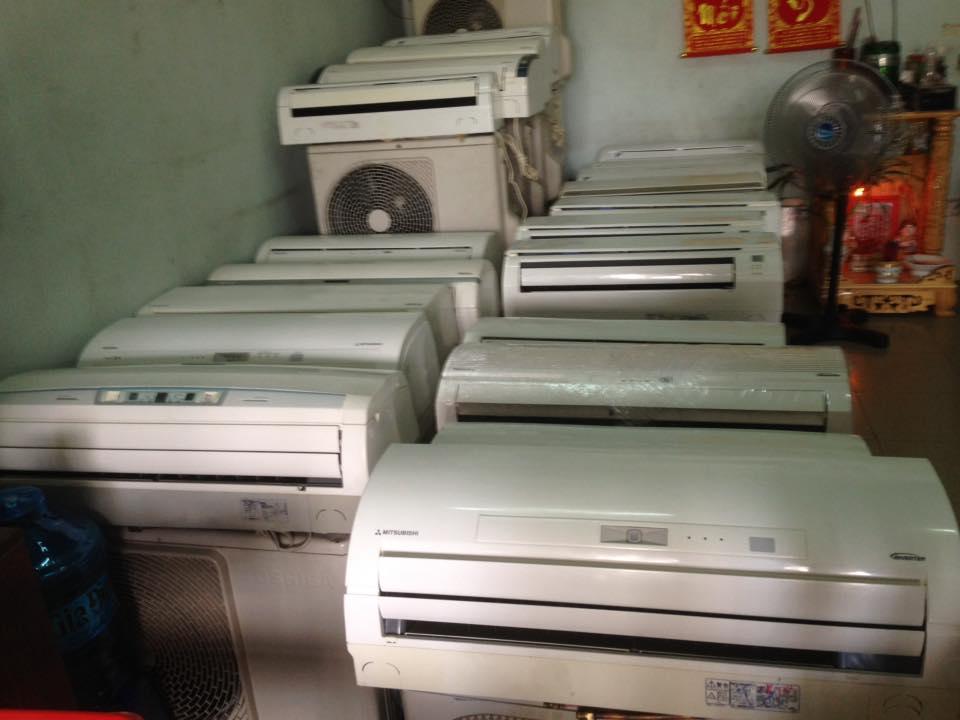 Mua máy lạnh cũ quận Tân Bình giá cao