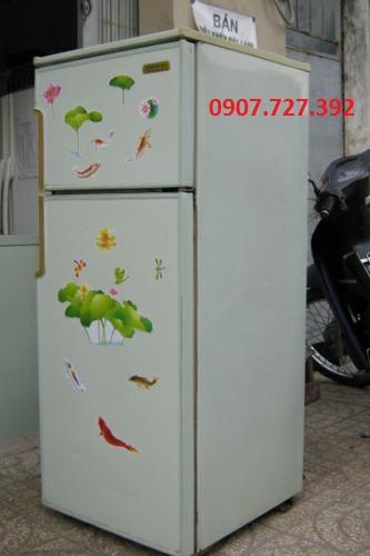 Mua tủ lạnh cũ giá cao quận 6