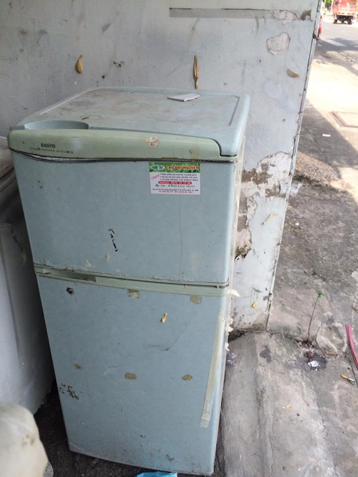Mua tủ lạnh cũ quận 8 giá cao
