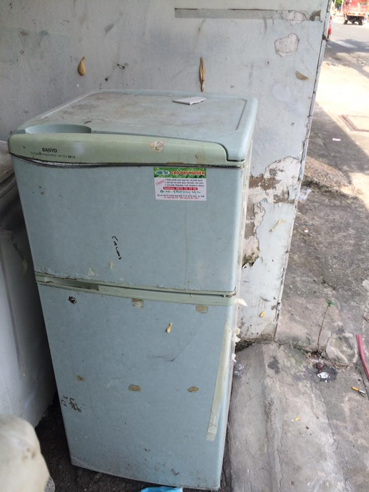 Mua tủ lạnh cũ quận Phú Nhuận giá cao 70% giá gốc