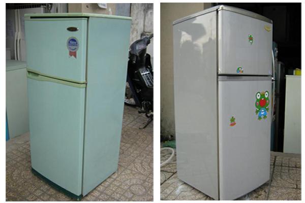 Mua tủ lạnh cũ quận Tân Phú giá cao