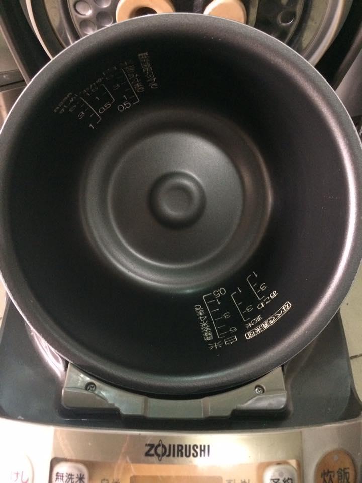 Nồi Cơm Điện cao tần IH ZOJIRUSHI NP-HZ10 - 1 lít áp suất
