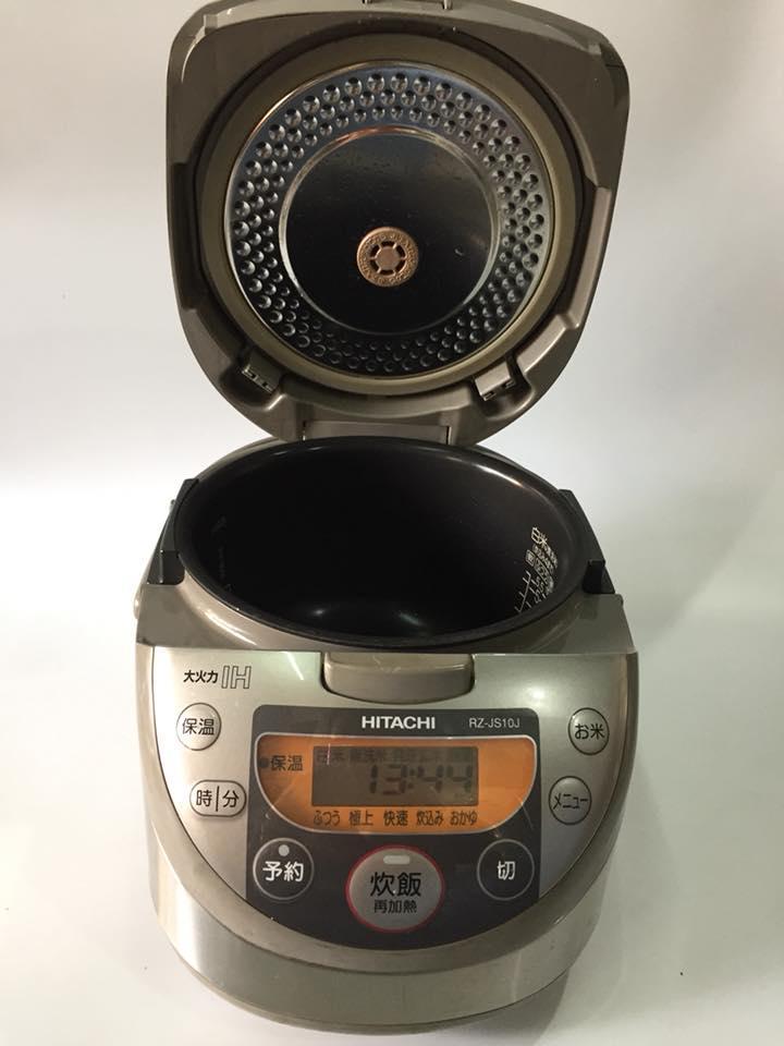 Nồi cơm điện cao tần IH Sanyo ECJ-GX10E2 - 1 lít áp suất