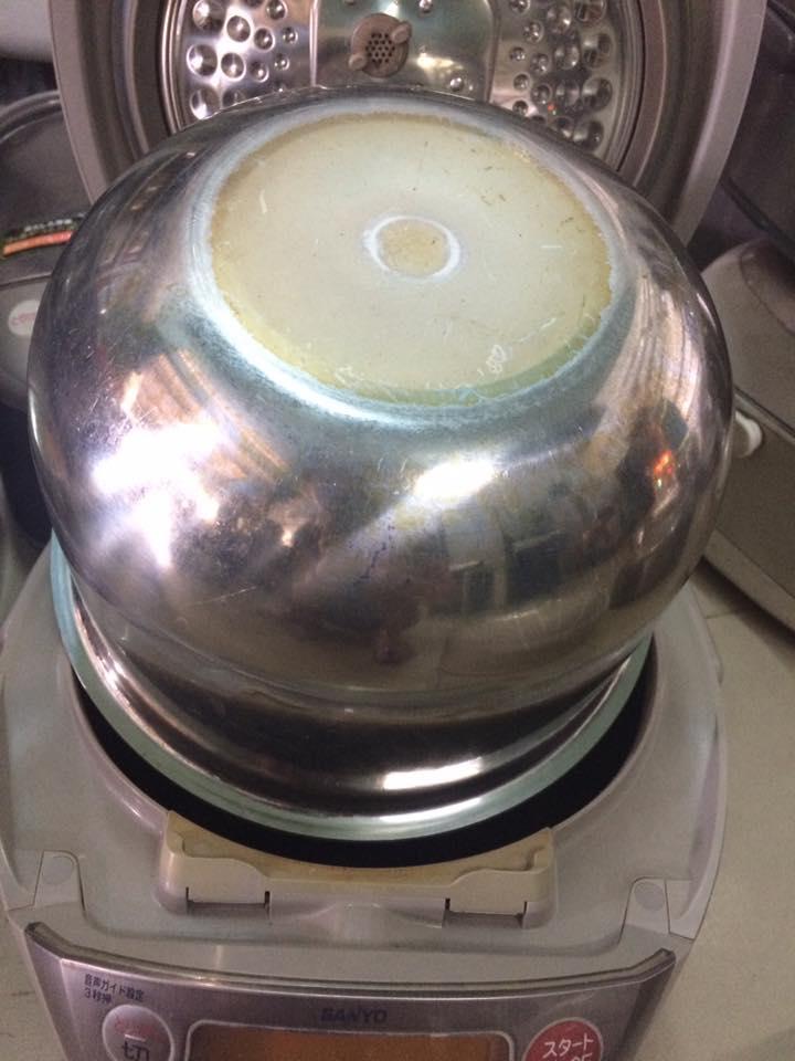 Nồi cơm điện cao tần IH SANYO ECJ-HZ18 1.8L có áp suất