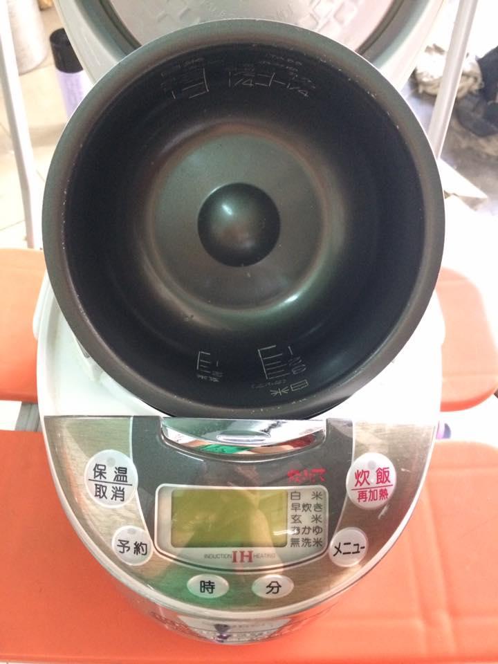 Nồi cơm điện cao tần IH Tiger JIT-A550 0,5 L mới 95%