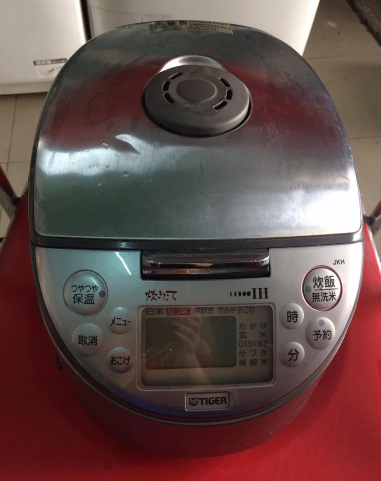 Nồi cơm điện cao tần IH Tiger JKJ-G100 1Lít