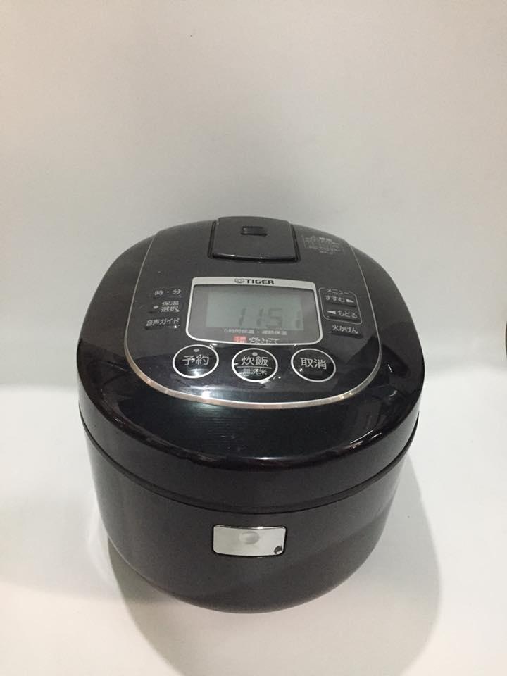 Nồi cơm điện cao tần IH Tiger JKN-G 100 -1Lít