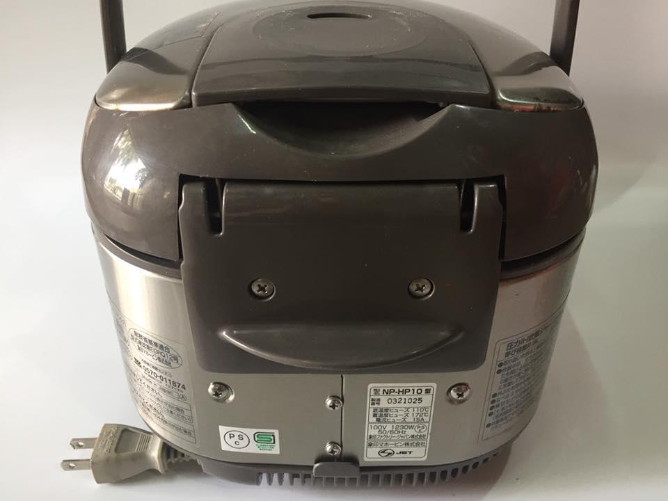 Nồi cơm điện cao tần IH Zojirushi NP-HP10- 1 lit áp suất