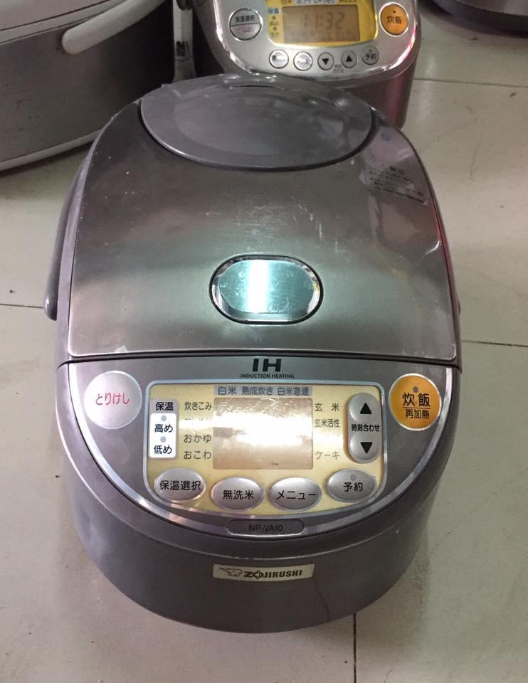 Nồi cơm điện cao tần IH ZOJIRUSHI NP-VA10 - 1 lít