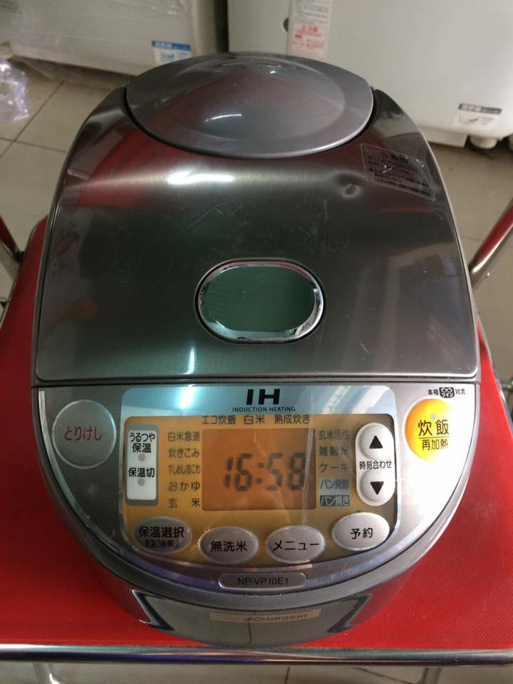 Nồi cơm điện cao tần IH ZOJIRUSHI NP-VP10E1 -1 lít