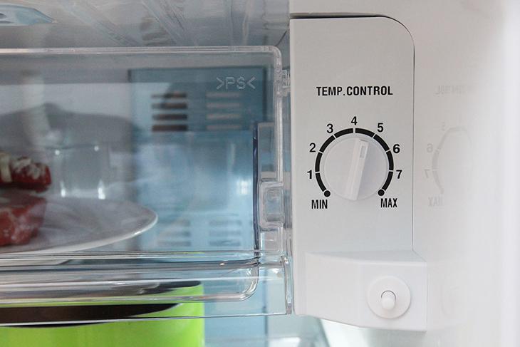 Nút chỉnh nhiệt độ tủ lạnh